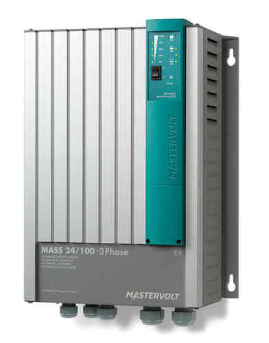 Battery Charger Mass 24/100 3-Phase