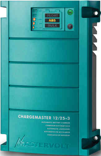 Battery Charger ChargeMaster 12/25-3